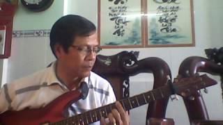 Guitar cổ bài Đắp mộ cuộc tình- vs  zoom G2