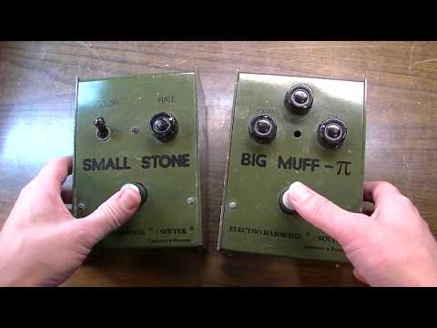 The RUSSIANS RIGGED this Guitar Pedal - Electro-Harmonix Sovtek Small Stone Phaser Reissue Repair