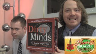 Drunk Dirty Minds (Beer and Board Games)