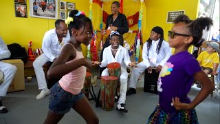 AFRICAN DANCE BATTLE | AMBW VLOG