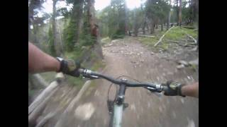 Colorado Sourdough Trail Mountain Biking Thumbnail