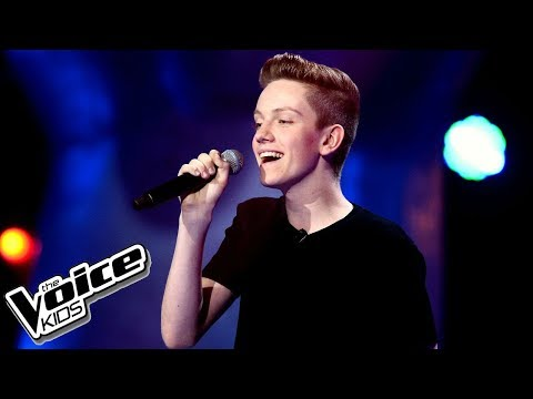 "Tomasz Gregorczyk – ""Love Yourself"" – Blind Auditions – The Voice Kids Poland"