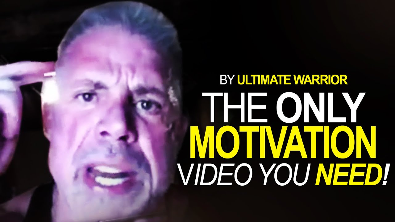 Download WATCH THIS EVERY DAY - Ultimate Warrior's Best MOTIVATION Ever