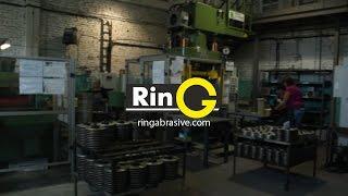 Изготовление абразивных кругов RinG(Бакелитовая связка - это фенолформальдегидная смола в жидком (бакелит) и порошкообразном виде (пульвербаке..., 2015-08-23T09:35:31.000Z)