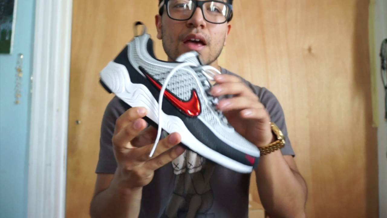 43820150f533d NIKE AIR ZOOM SPIRIDON 2016 - ON FEET  REVIEW - YouTube