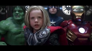 The Avengers: kids Avenger Commercial