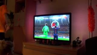 Nederland - Costa Rica - wat een feest - penalties, KRUL