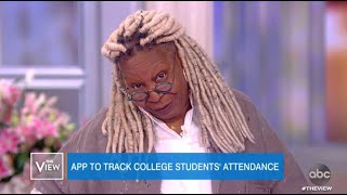 App to Track College Students' Attendance | The View
