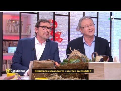 Emission france 5 la quotidienne sur les r sidences secondaires youtube - Emission sur la 5 ...