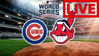 Chicago Cubs vs Cleveland Indians LIVE STREAM