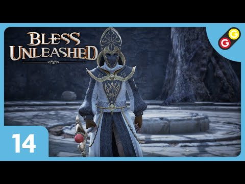 Bless Unleashed #14 On combat Rafael ! [FR]