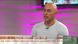 Így mentett életet Rippel Feri! - 2015.07.27. - tv2.hu/mokka