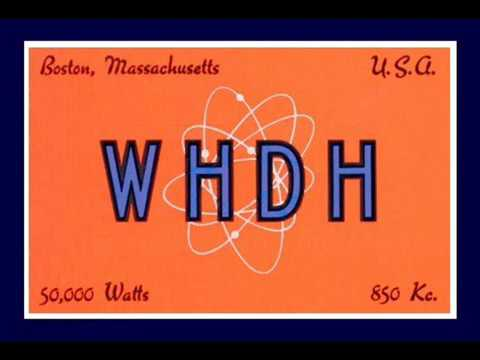 Radio Airchecks Whdh In Boston Massachusetts (9 4 62)
