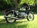 72 BMW R75/5 Menominee Reservation Ride Engine Sound