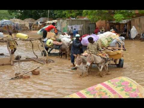 Niamey heavy rainfall, Niger hit by deadly floods
