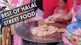 Street food at London Halal Food Festival - ep2