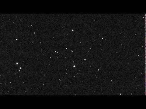 Asteroid 3200 Phaethon In Motion