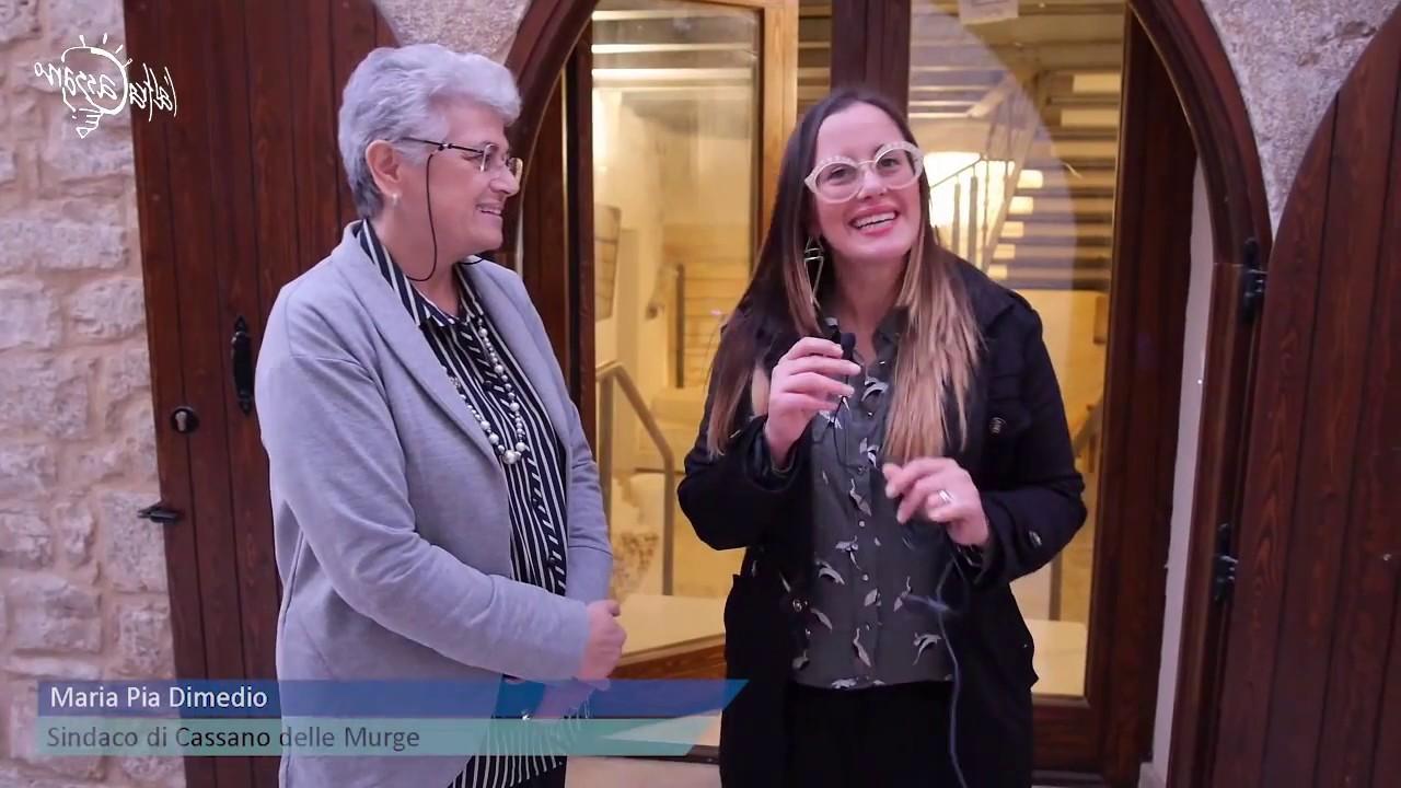 Intervista al sindaco di Cassano delle Murge (Museo del ...