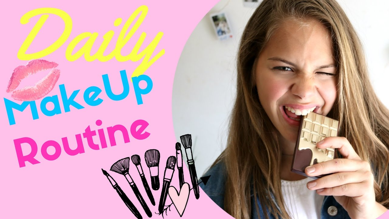 My Daily Makeup Routine   Nederlands