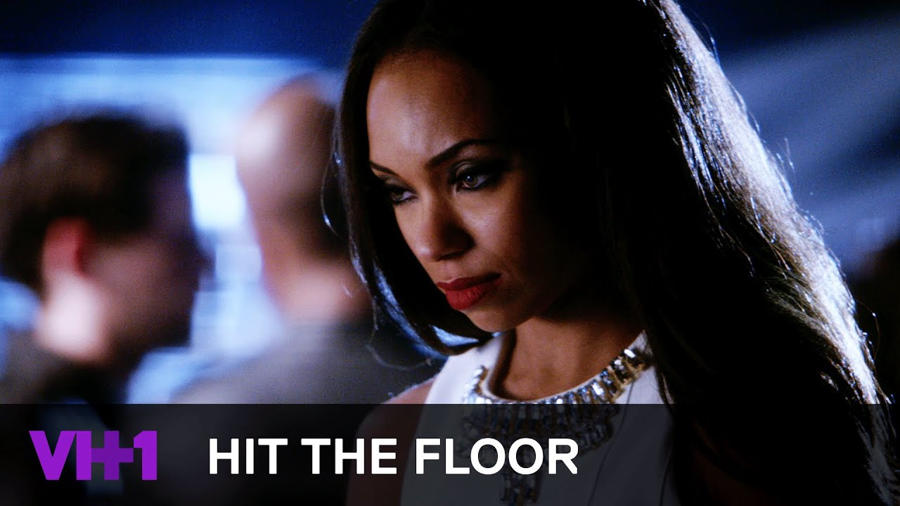 Black Dress Hit The Floor Terrence