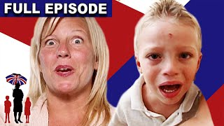 The Benjany Family Full Episode | Season 4 | Supernanny USA