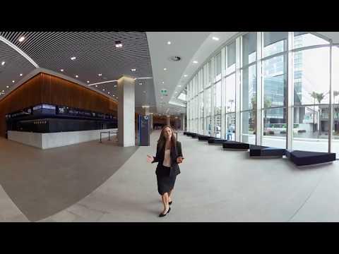 ICC Sydney Virtual Reality Tour