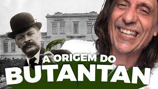 A HISTÓRIA DO BUTANTAN E DA CIÊNCIA NO BRASIL - EDUARDO BUENO