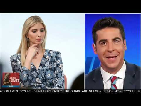 """JESSE WATTERS FIRED?!! FOX NEWS Make Host Take Surprise """"Vacation"""" After Ivanka Trump Comment."""