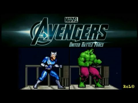 Download Avengers United Battle Force Demo Multiplayer