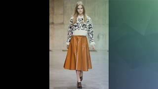 Модные юбки Осень-Зима 2018-2019: ТОП-7 главных трендов сезона