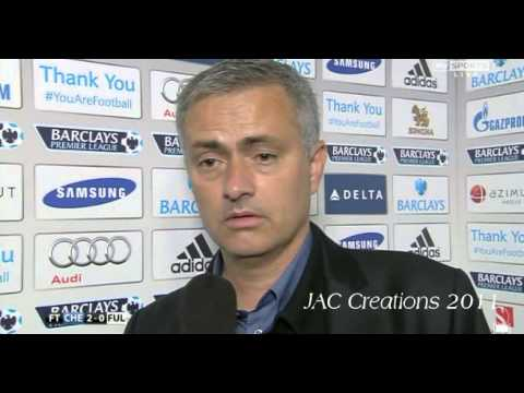 Jose Mourinho LONG Length Post Match Interview Chelsea 2-0 Fulham 21/9/13