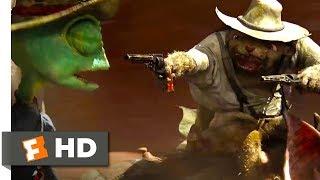 Rango (2011) - Flight Of The Mole People Scene (6/10) | Movieclips
