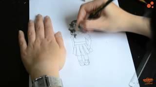 Mini aula - Croqui infantil Thumbnail