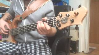 Video Elle King - Ex's and Oh's Bass Cover download MP3, 3GP, MP4, WEBM, AVI, FLV Mei 2018
