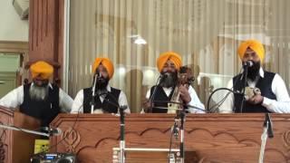 03 Nirmal Singh Noor Dhadi Jatha Gurdwara Mill Woods Aug 2015