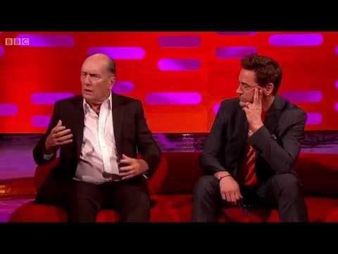 The Graham Norton Show S16E04 Robert Duvall, Robert Downey Jr., Stephen Fry, The U2