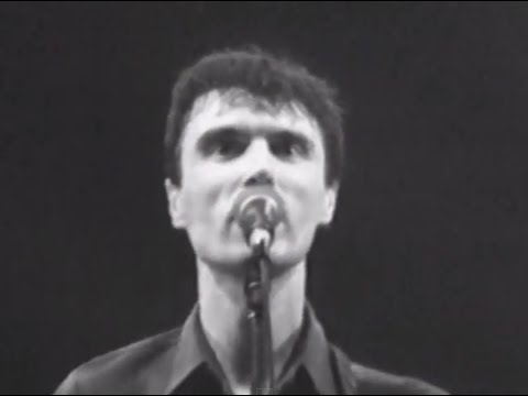 Talking Heads - Life During Wartime - 11/4/1980 - Capitol Theatre (Official)