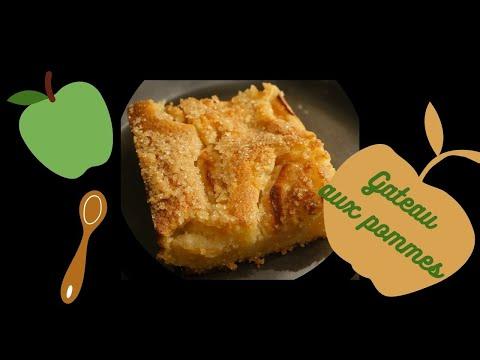 recette-de-gâteau-aux-pommes