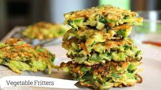 Fantastic Veggie Fried Fritters