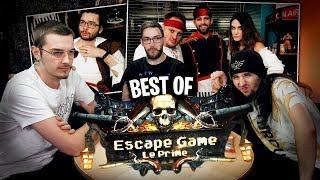 BEST OF : La Grande soirée Escape Game, réussirons-nous à résoudre l'énigme ?