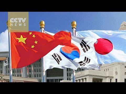 China-Japan-S. Korea relations