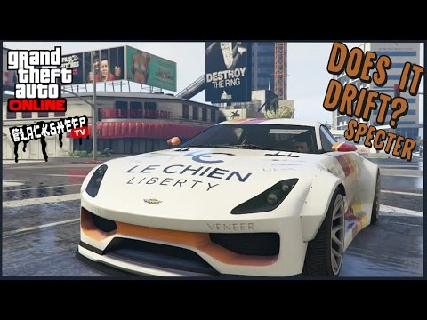 Does It Drift? - Dewbauchee Specter - Episode 13 - GTA 5 Online
