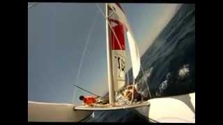catamaran  funny accident :)