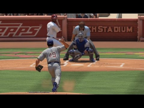 MLB The Show 16 - Chicago Cubs vs St. Louis Cardinals | Gameplay (PS4 HD) [1080p60FPS]