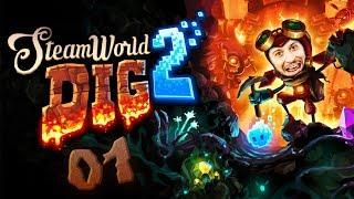 SteamWorld Dig 2 mit Simon #1