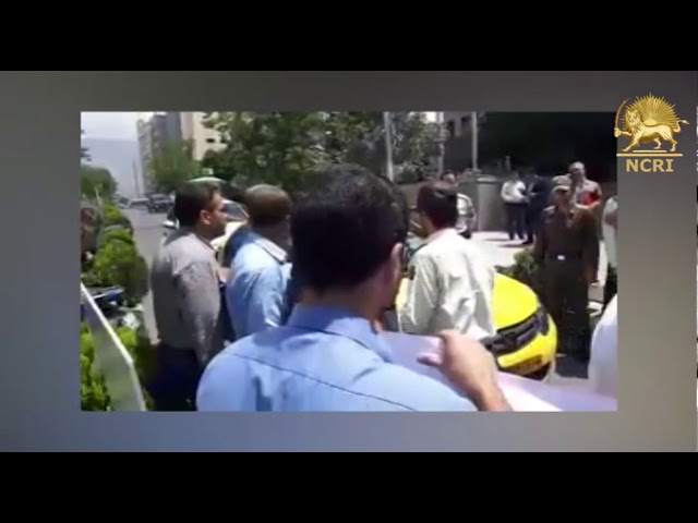 TEHRAN: Civil and structural engineers staged a protest rally