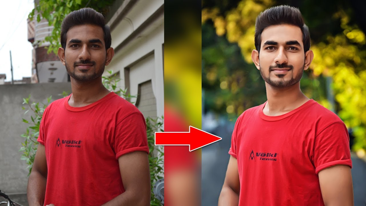 Photoshop Cs6 – Background Change and Photo/Face Retouch Tutorial – 2017