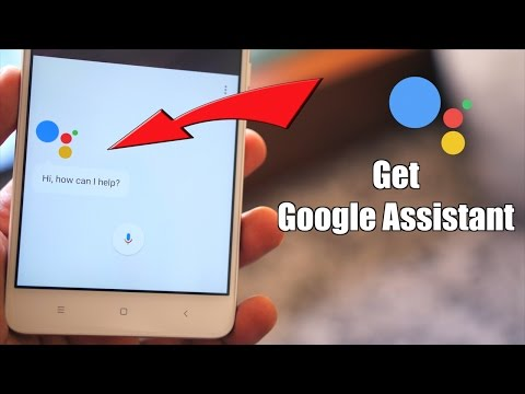 How To Get GOOGLE ASSISTANT On Any Android Smartphone Easy Method | NO ROOT