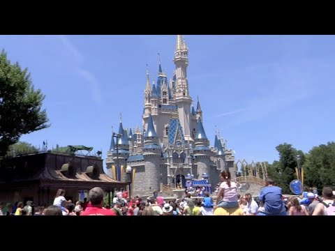 Walt Disney World Vlog May 2014: Day 1 - Traveling to Walt Disney World (Episode 94)