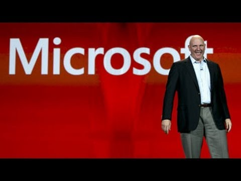 Why Steve Ballmer's Quitting Microsoft Now